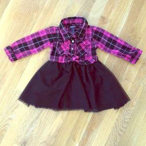 Limited Too Dresses - Girls twofer dress